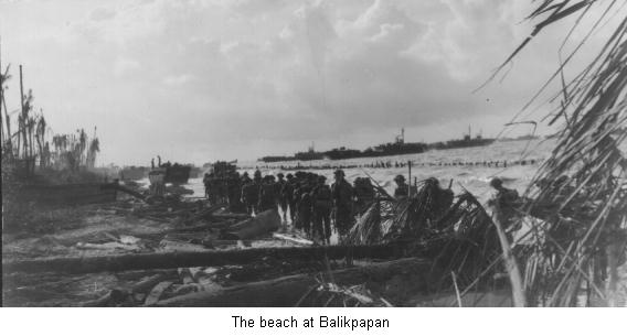 The Beach at Balikpappan