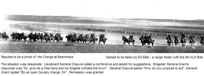 Charge at Beersheba