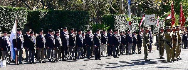 Reserve Forces Day parade