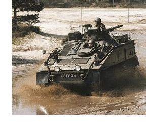 British Recon Vehicle