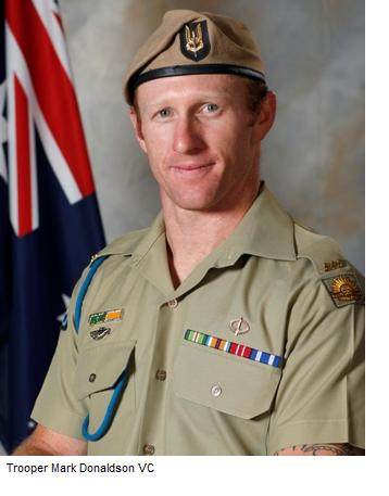 Trooper Mark Donaldson VC