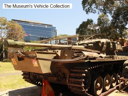 The Museum's Vehicle Collection