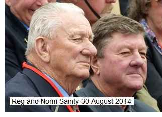 Reg and Norm Sainty