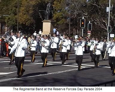 The Regimental Band 2004