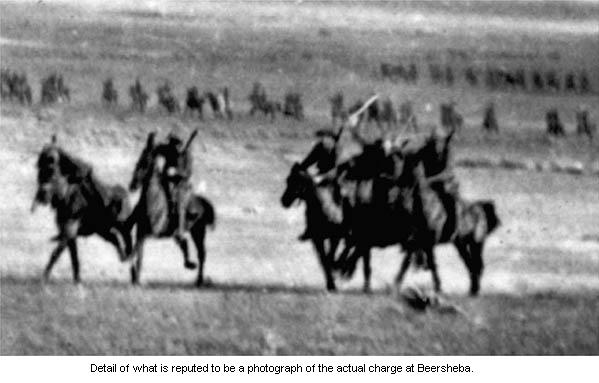 The Charge at Beersheba